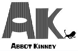 AK(ABBOT KiNNEY)が話題に!