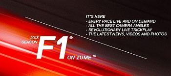 Formula1 on Zume