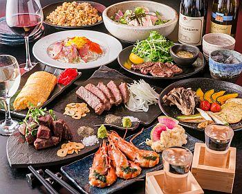 お肉以外の料理もおいしそうな≪鉄板亭 粋≫でランチ