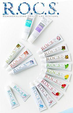 【ブログ記事紹介】歯医者さん向けに販売している「R.O.C.S.」歯磨き