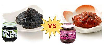 「山海ぶし」VS「生のり」 どちらのお味が好きですか??☆★投票結果発表★☆